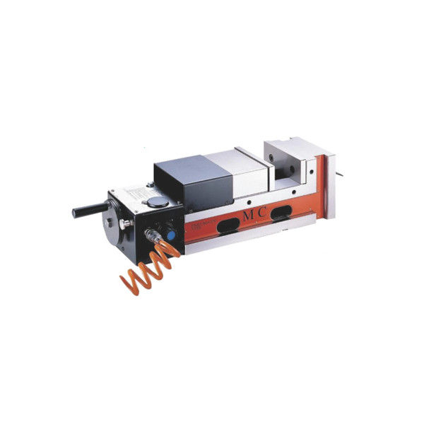 MC HIGH PRECISION SUPER HIGH-PERSSURE RAPID CLAMING PNEUMATIC VICE , AIR VISE OEM ODM MANUFACTURER